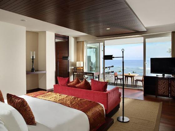 One-Bedroom Ocean Suite Studio at Samabe