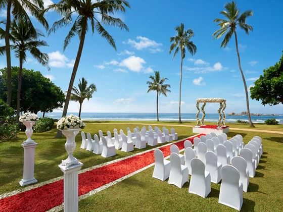 weddings indian ocean lanka