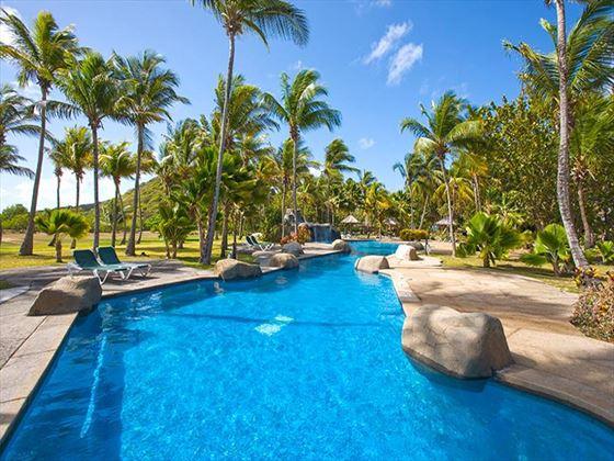 Palm Island swimming pool