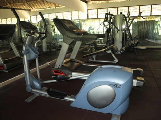 Papillon Lagoon Reef gym