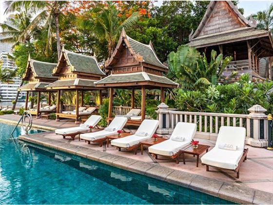 The Pool at The Peninsula, Bangkok