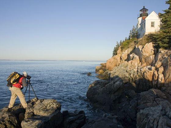 Photogenic Maine, New England