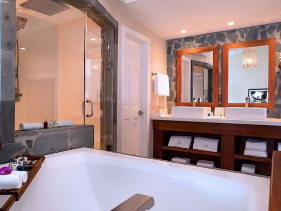 Butler Suite Bathroom Serenity