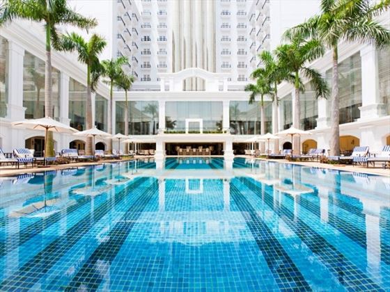 Pool at Indochine Palace