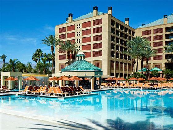 Renaissance Indian Wells Resort Spa Parking