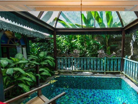 Dedari Suite, Plunge Pool, Hotel Tugu Bali