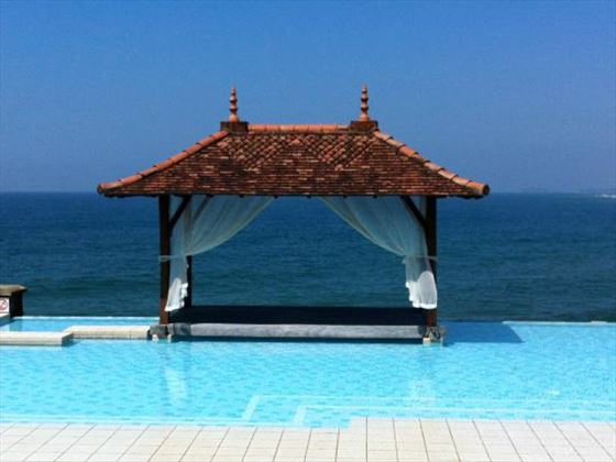 Pool Pavilion at Saman Villas