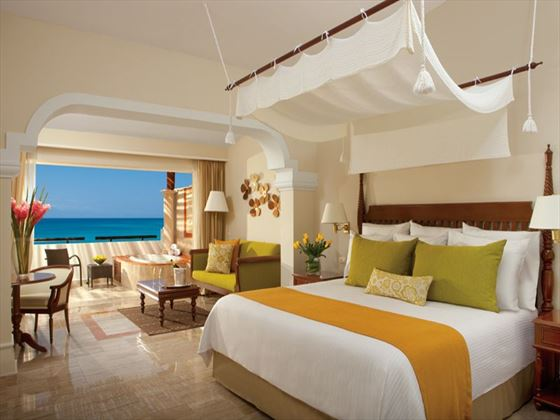 Preferred Oceanfront Suite at Now Sapphire Riviera Cancun