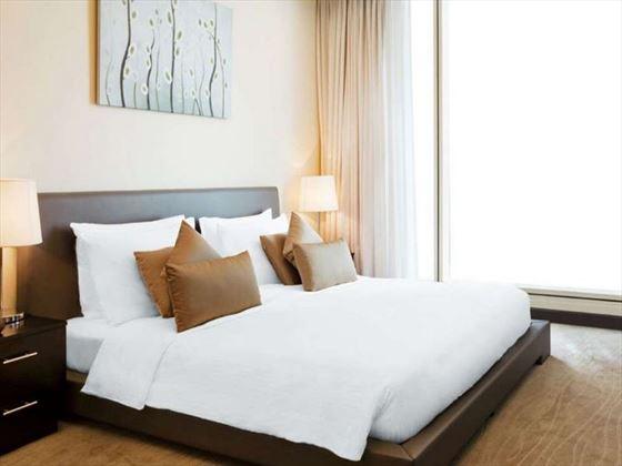 Premier one bedroom suite at Kempinski Residence & Suite Doha