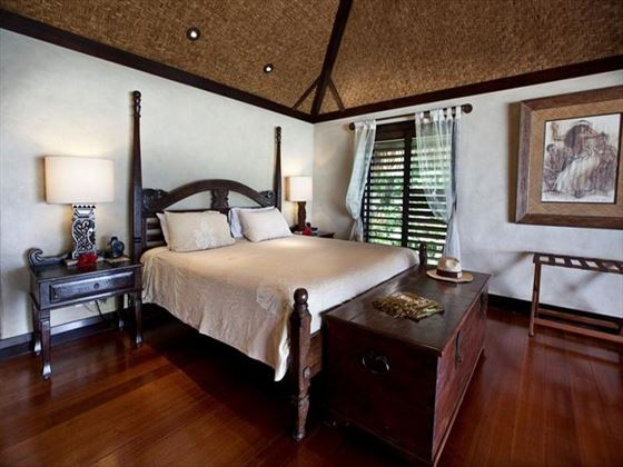 Premium Beachfront Bungalow at Pacific Resort Aitutaki