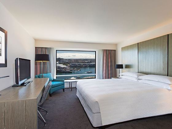 Premium Harbour King Room at Four Points by Sheraton Darling Harbour