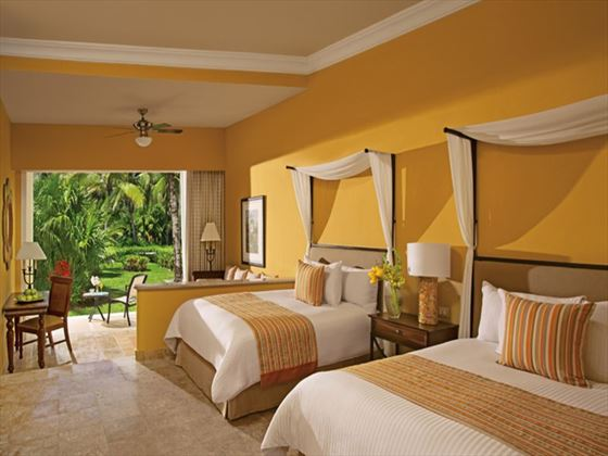 Premium Junior Garden View Suite at Dreams Tulum