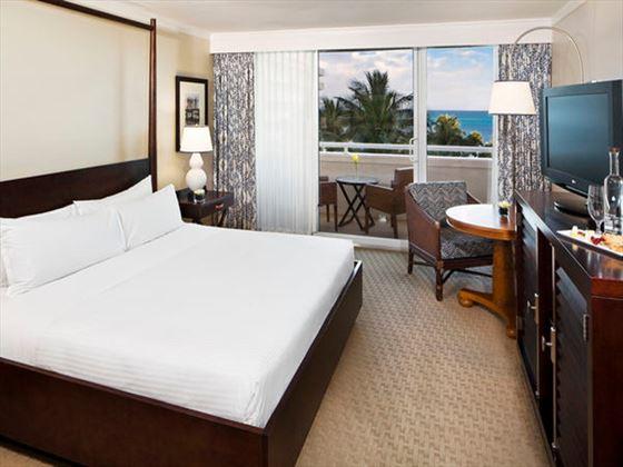 Premium Sea View Room at Melia Nassau Beach
