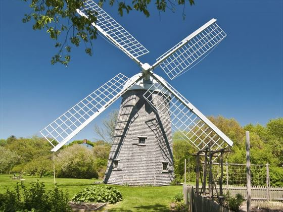 Prescott Farm windmill