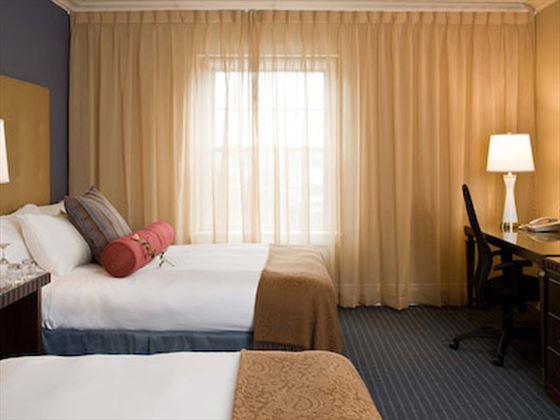 Hotel Room at Queens Landing