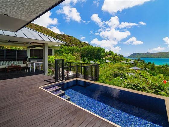 Ocean View deck