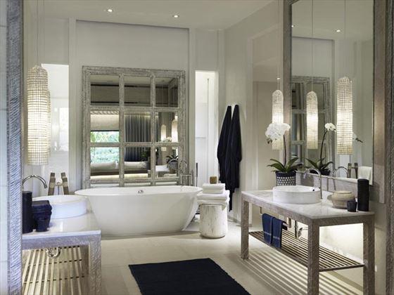 Kraam Pool Suite - Bathroom