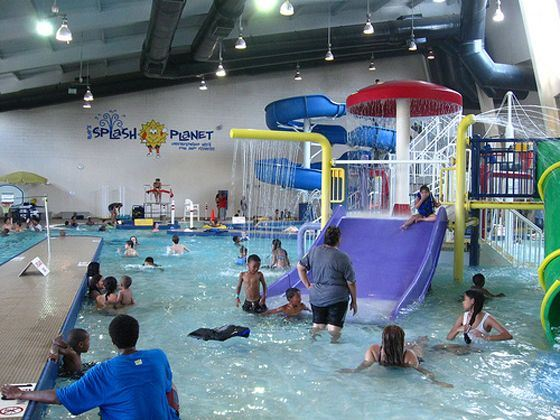 Ray's Splash Planet, Charlotte, North Carolina