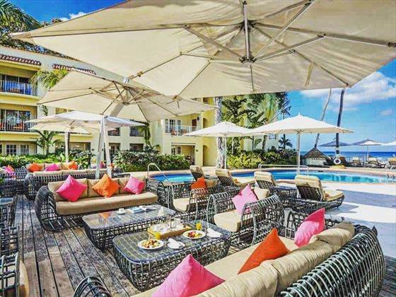 Rilaks Deck at Tamarind by Elegant Hotels, Barbados