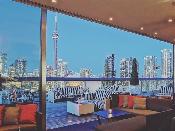Rooftop Lounge, Thompson Hotel