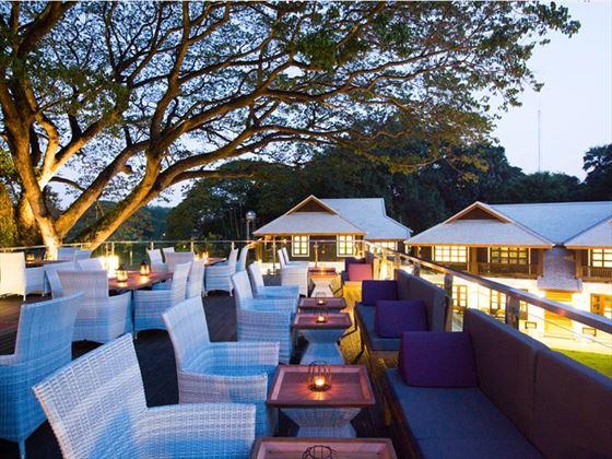 Rooftop Wine Bar, Time Riverfront Restaurant, Na Nirand
