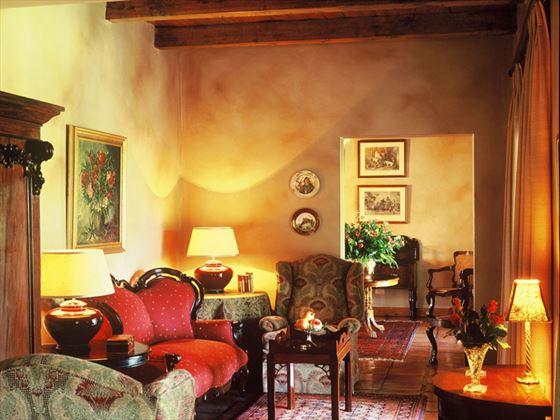 Rosenhof lounge