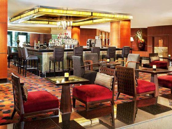 Royal Orchid Sheraton lobby lounge