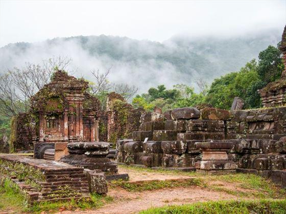 The ruins at My Son