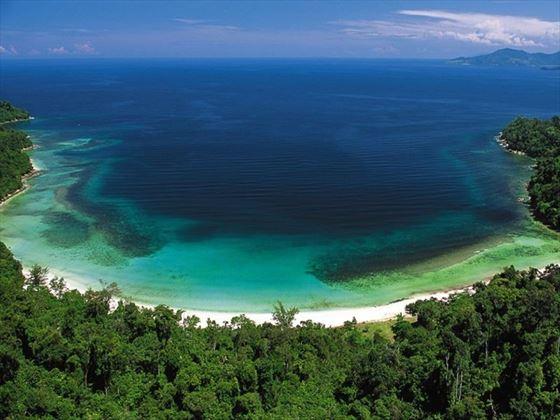 Gaya Island, Sabah, Borneo