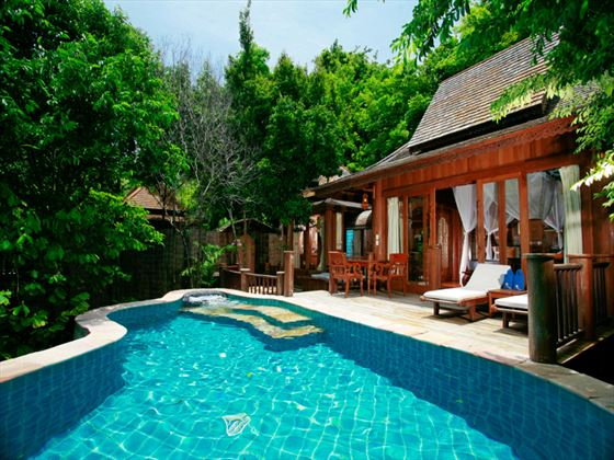 Santhiya Resort & Spa Hideaway Pool Villa Suite