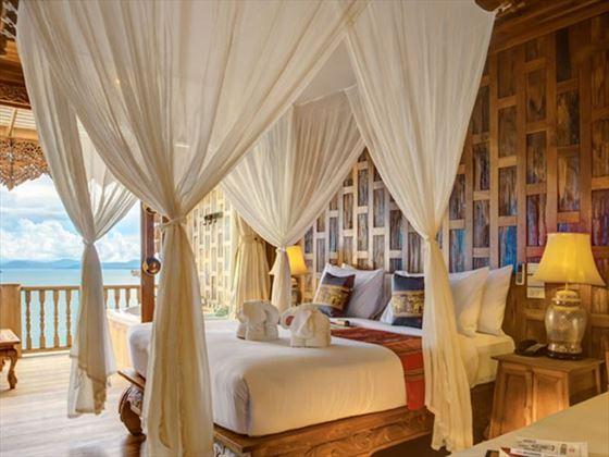 Supreme Deluxe Sea View Room, Santhiya Koh Yao Yai
