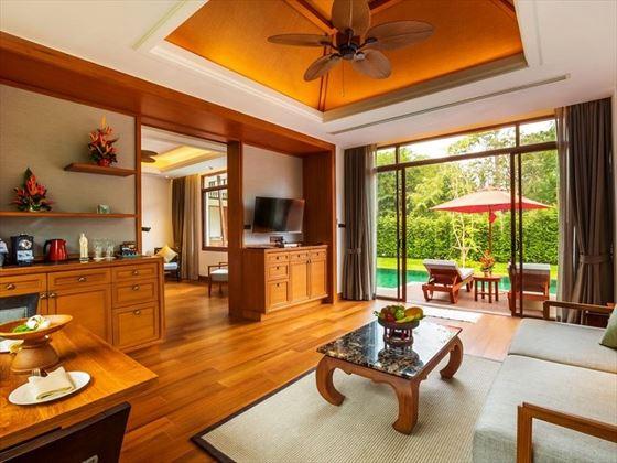 Santiburi Beach Resort, Grand Deluxe Pool Villa