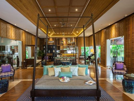 Santiburi Beach Resort, The Lounge