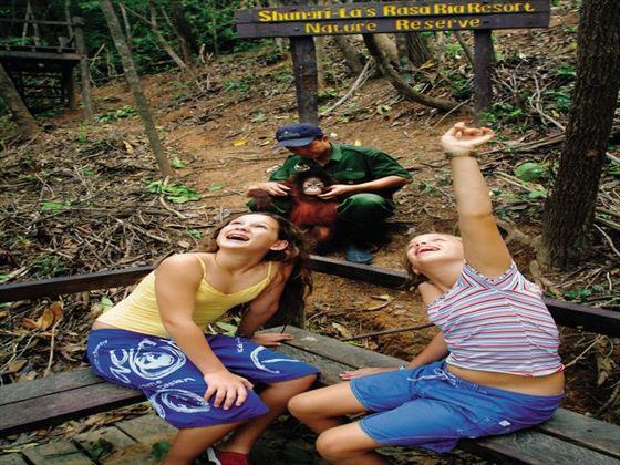 Shangri La Rasa Ria Sanctuary