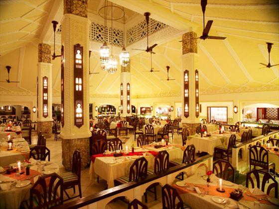 Sarova Whitesands Pavilions restaurant