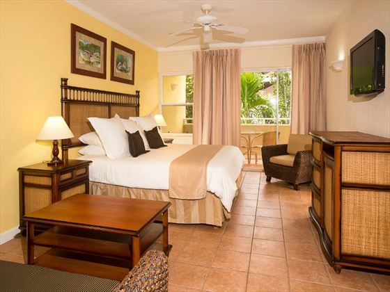 Sea Breeze Beach Hotel standard room