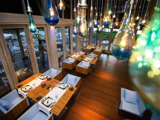 SeaFireSalt restaurant at Anantara Phuket Villas