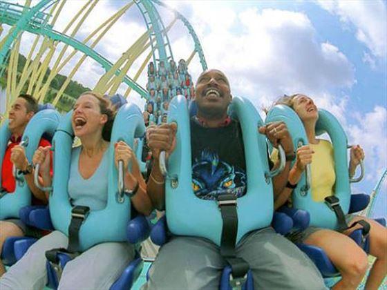 Kraken at SeaWorld® Orlando
