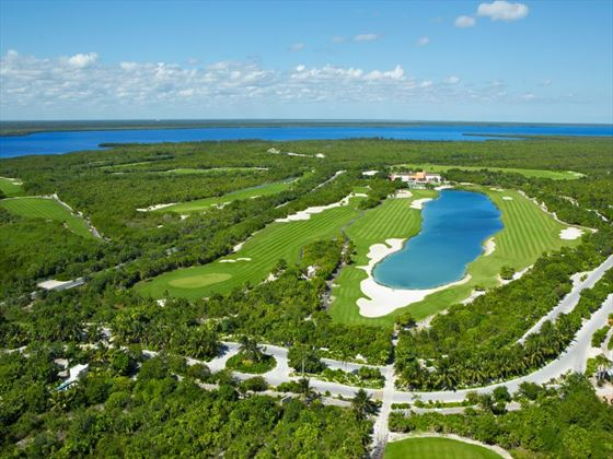 Secrets Playa Mujeres Golf & Spa Resort golf club