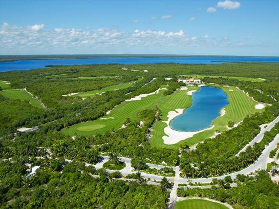 Secrets Playa Mujeres Golf & Spa Resort golf club