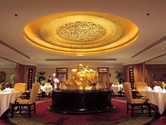 Shang Palace restaurant at Shangri-La Bangkok