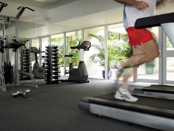 Shangri-La Cairns fitness centre