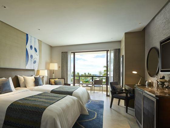 Shangri-La's Tanjung Aru Resort & Spa, Tanjung Wing Deluxe Room
