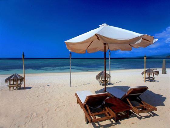 Sire Beach, Hotel Tugu Lombok