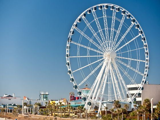Sky Wheel, Myrtle Beach, South Carolina
