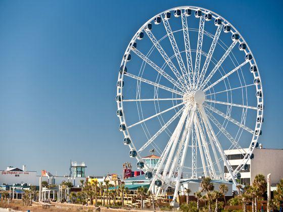 Sky Wheel Myrtle Beach, South Carolina
