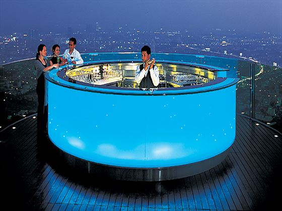Skybar at Tower Club at lebua
