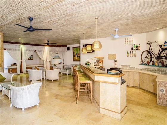 Lobby Bar at Sol Beach House Melia Benoa