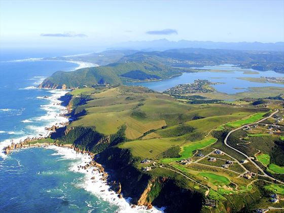 South Africa's Knysna Garden Route
