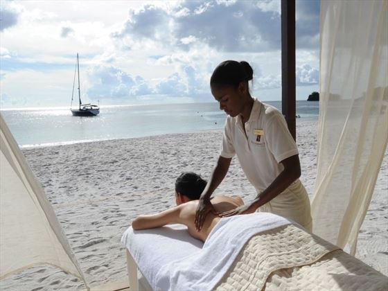 Spa Treatments at Buccament Bay Resort